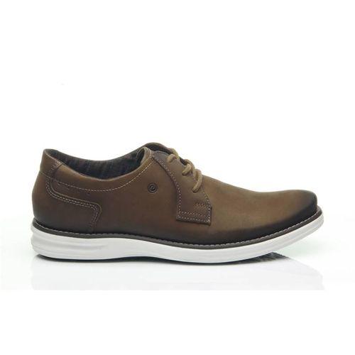551d8d30e6 Sapato Pegada Masculino em Couro Mascavo 124902-05 - pegada