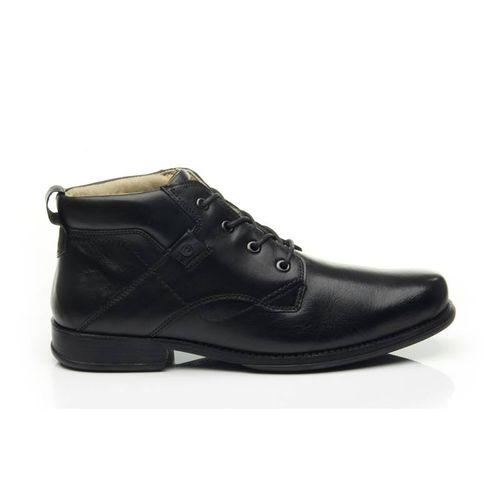 c4b3937ce8 Sapato Pegada Masculino em Couro Cafe 123362-05 - pegada